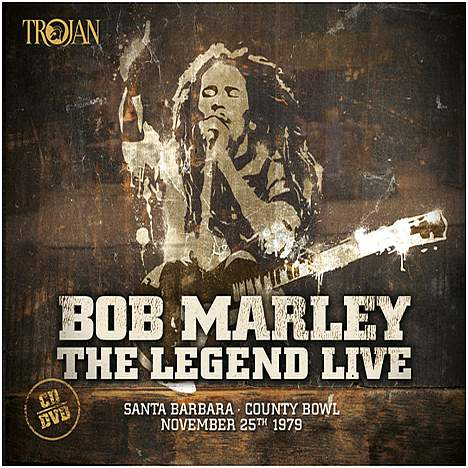 Buy Online Bob Marley  - The Legend Live