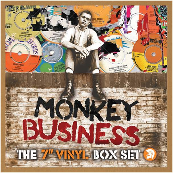 Buy Online Various Artists - Monkey Business: The 7