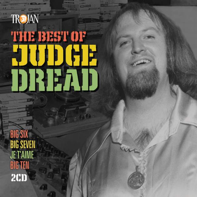 Buy Online Judge Dread - The Best Of Judge Dread
