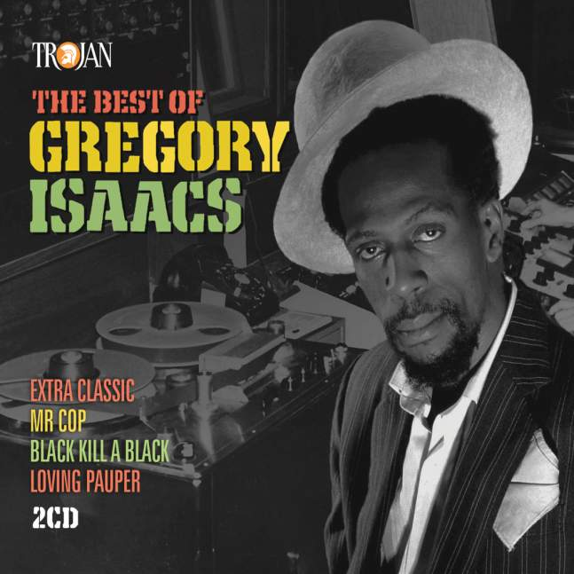 Buy Online Gregory Isaacs - The Best Of Gregory Isaacs