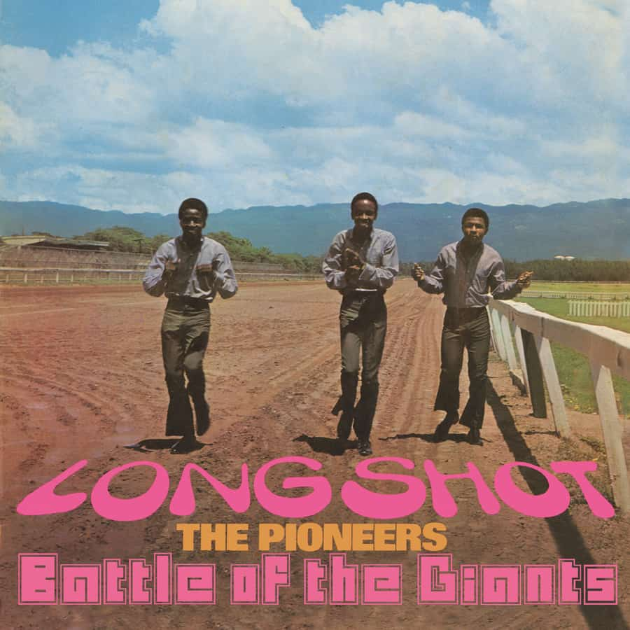 Buy Online The Pioneers - Longshot (Limited Coloured Vinyl)