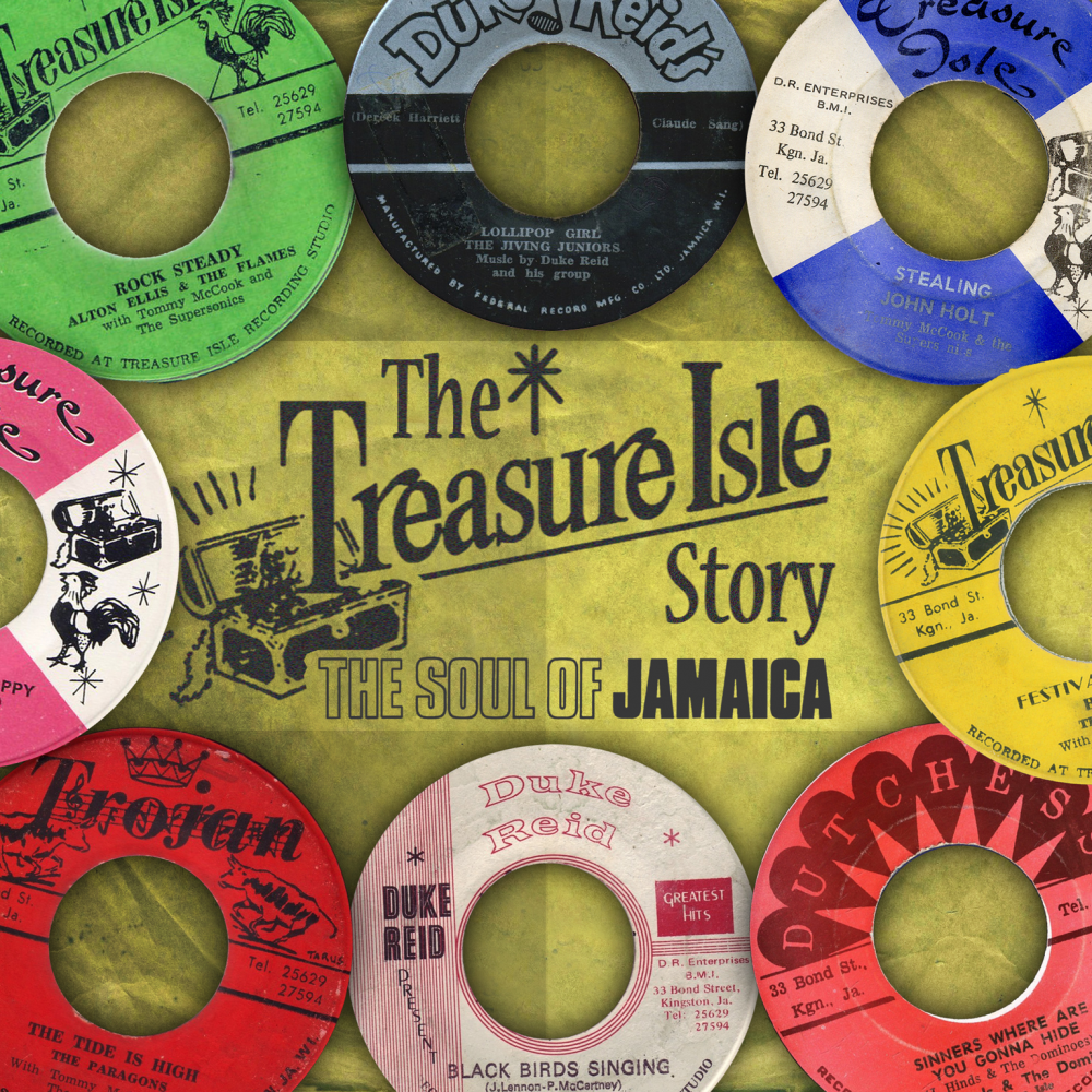 Buy Online Various Artists - The Treasure Isle Story