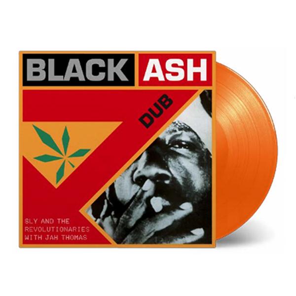 Buy Online Sly & The Revolutionaries - Black Ash Dub (Orange Vinyl)