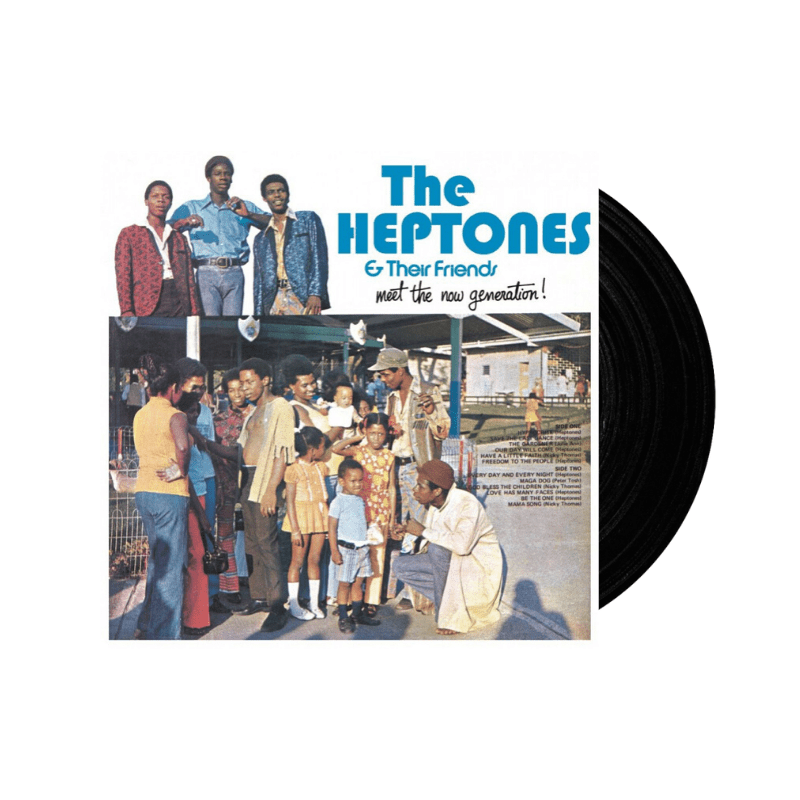 Buy Online The Heptones & Their Friends - Meet The Now Generation