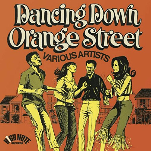 Buy Online Various Artists - Dancing Down Orange Street