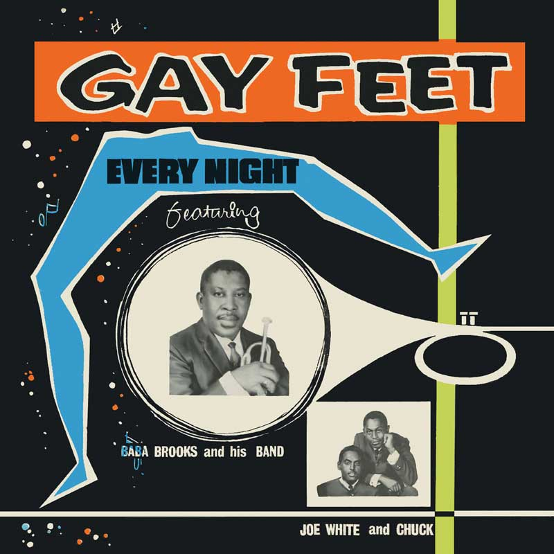 Buy Online Various Artists - Gay Feet