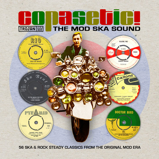 Buy Online Various Artists - Copasetic! The Mod Ska Sound