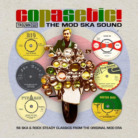 Buy Online Various Artists - Copasetic! The Mod Ska Sound CD Album