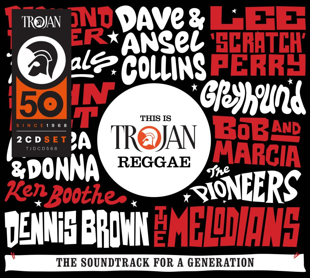 Buy Online Trojan Records - This Is Trojan Reggae