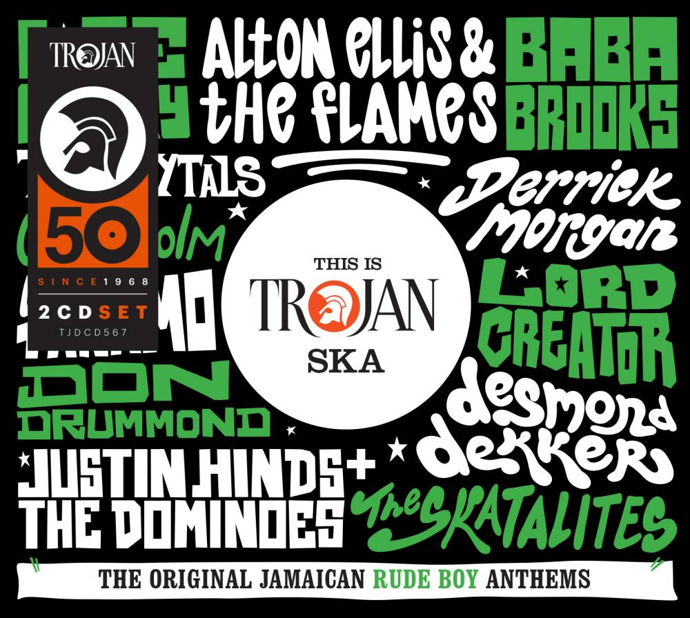 Buy Online Trojan Records - This Is Trojan Ska