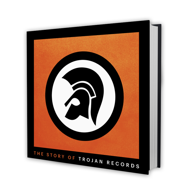The Story Of Trojan Records Coffee Table Book Featuring Photographs, Sleeves & Archive Material