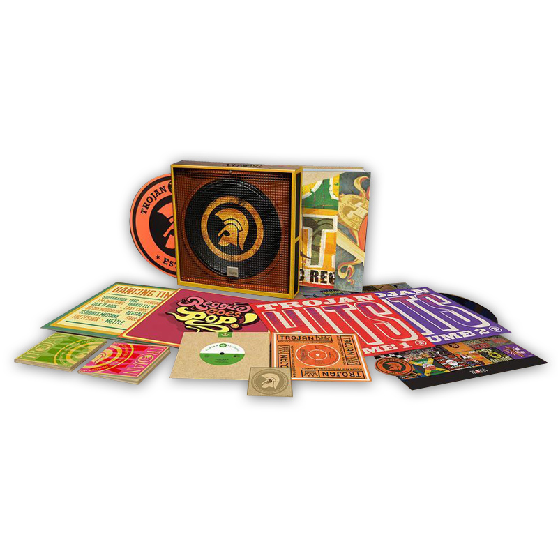 Buy Online Trojan Records - Trojan Box Set