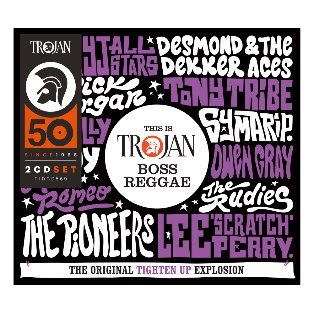Trojan Records store - Products