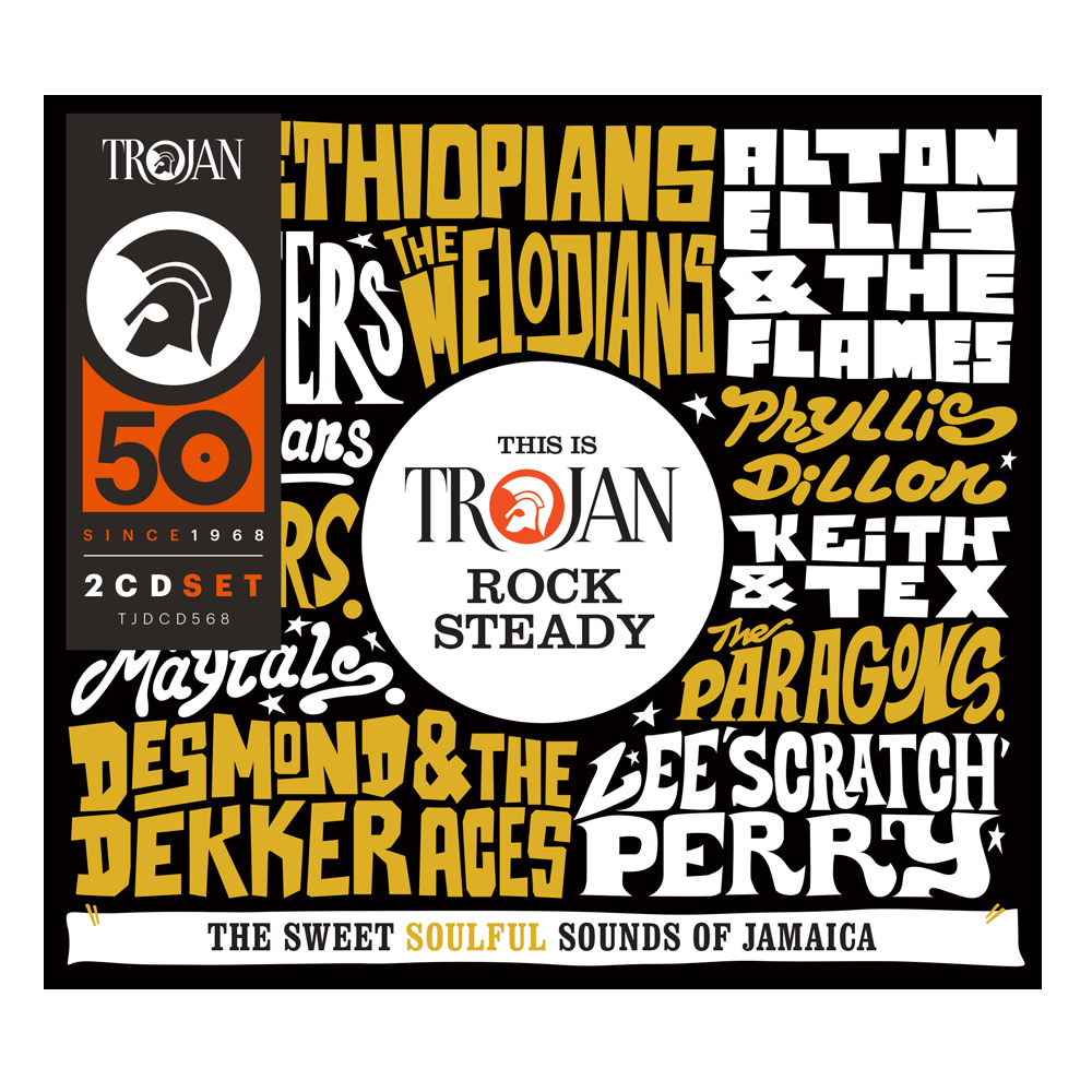 Buy Online Trojan Records - This Is Trojan: Rock Steady