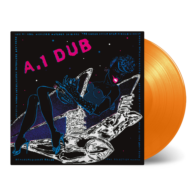 Buy Online Morwell Unlimited - A1 Dub Orange Vinyl