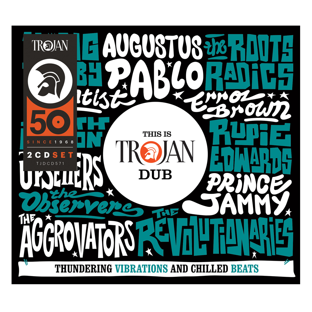 Buy Online Trojan Records - This Is Trojan Dub
