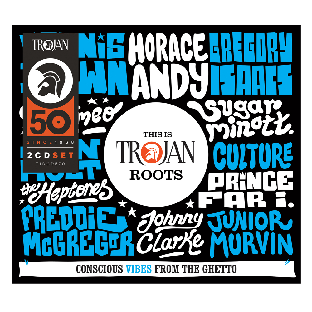 Buy Online Trojan Records - This Is Trojan Roots 2CD Album