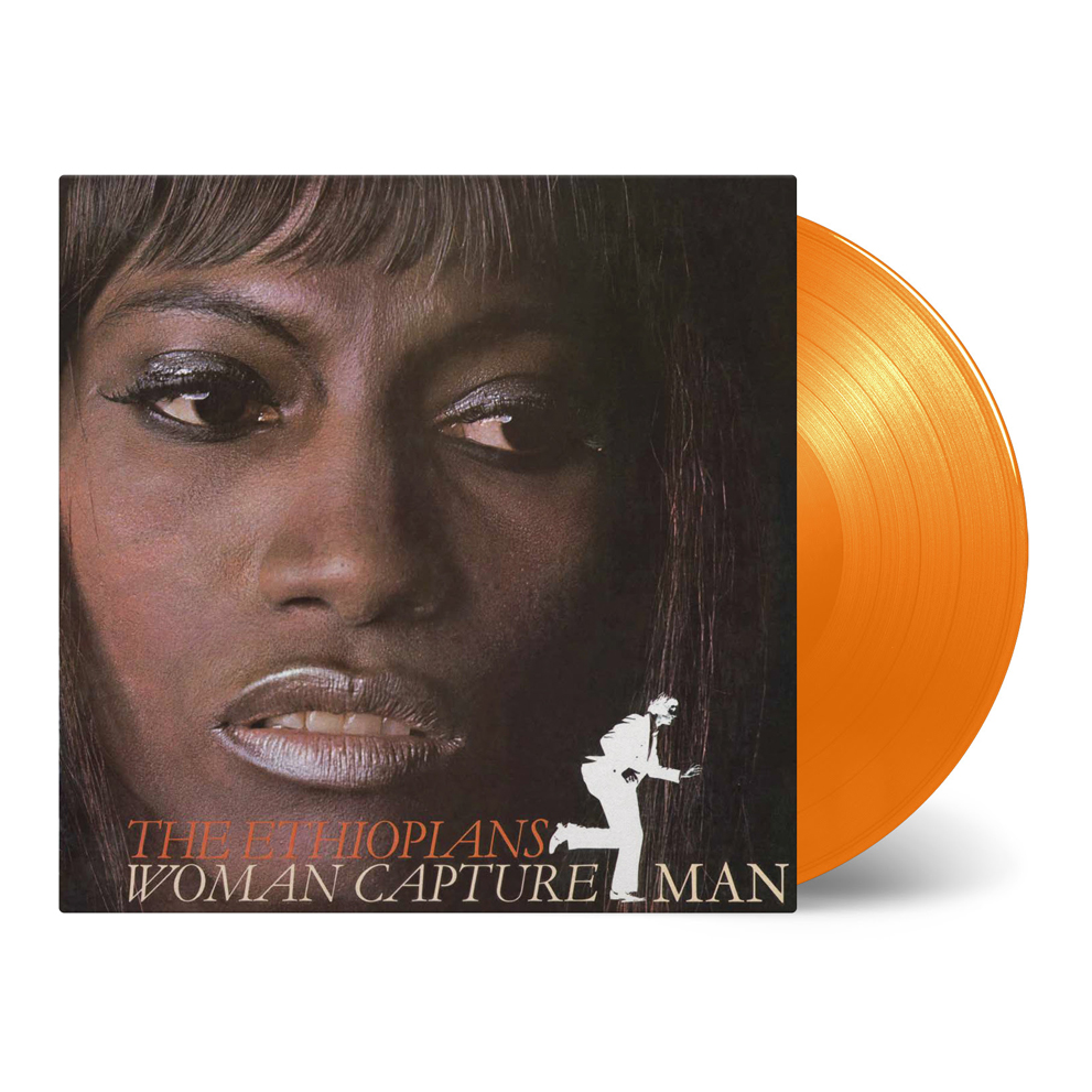 Buy Online The Ethiopians - Woman Capture Man Orange Vinyl
