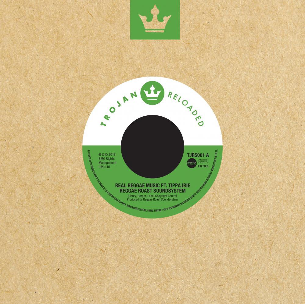 """Buy Online Reggae Roast Soundsystem - Real Reggae Music 7"""" Single"""