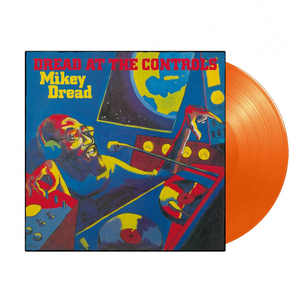Buy Online Mikey Dread - Dread At The Controls Orange