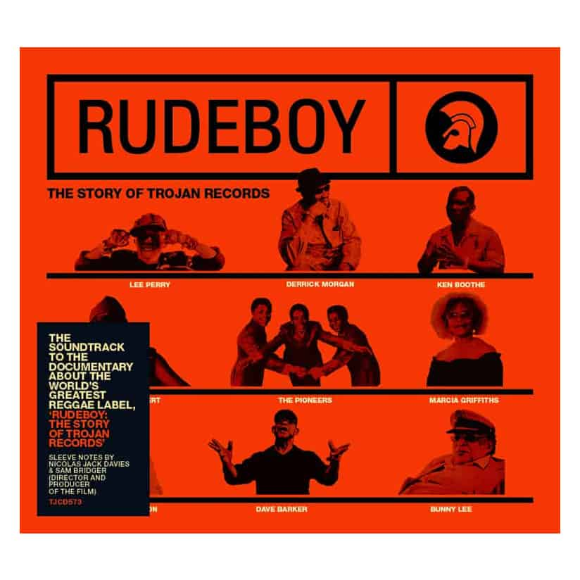 Buy Online Various Artists - Rudeboy: The Story Of Trojan Records OST Double Vinyl