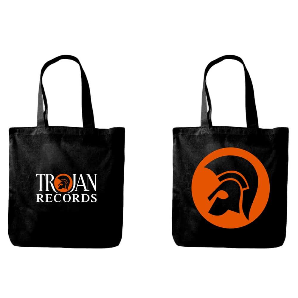 Buy Online Trojan Records - Trojan Tote Bags