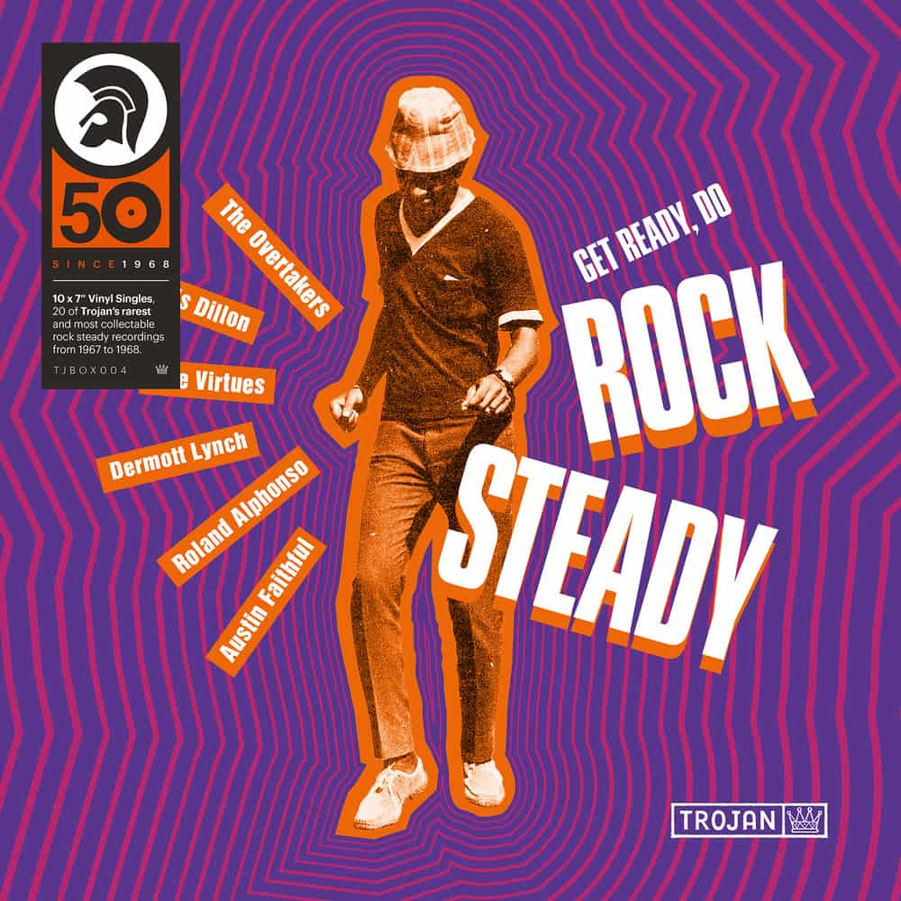 Buy Online Various Artists - Get Ready, Do Rock Steady