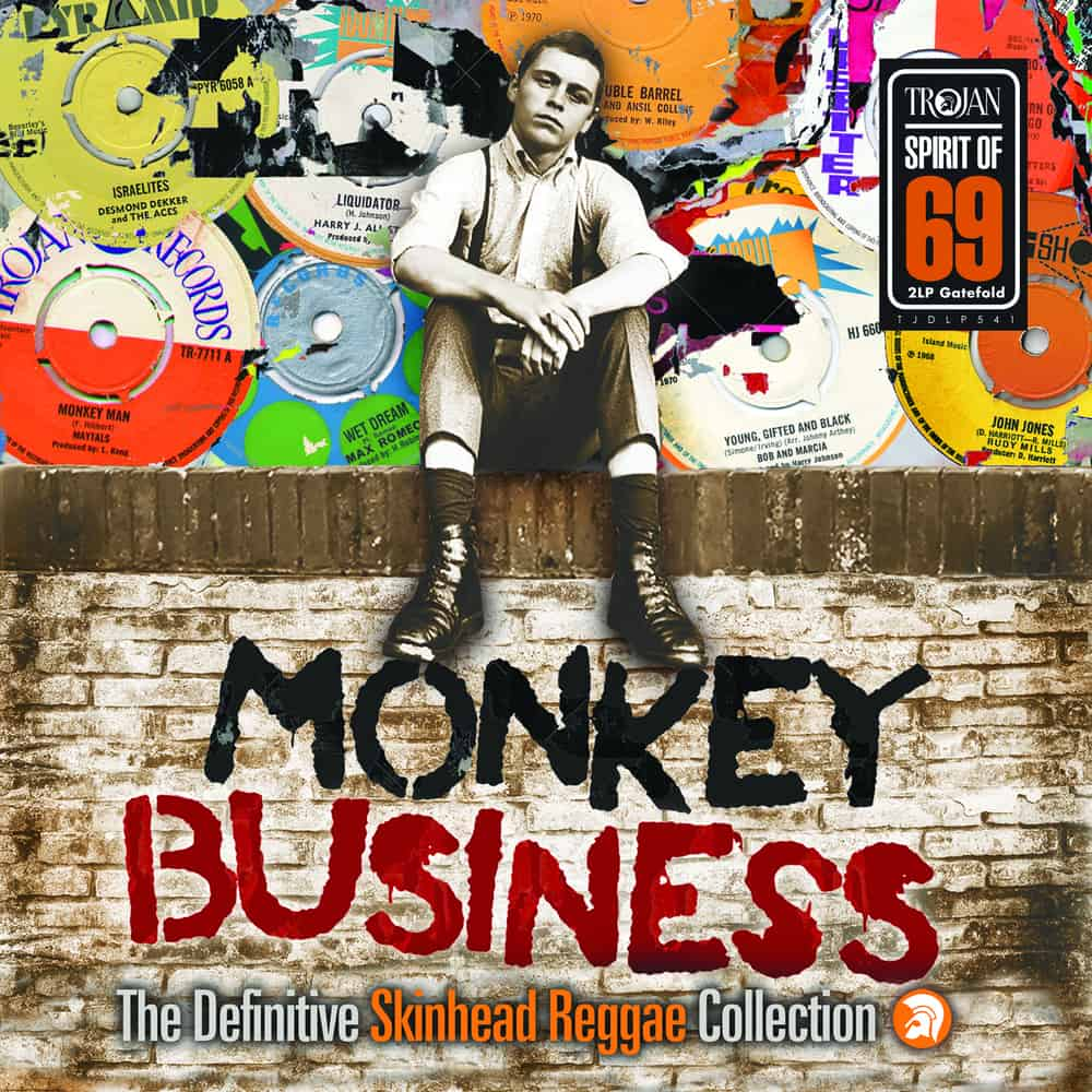 Buy Online Trojan Records - Monkey Business: The Definitive Skinhead Reggae Collection