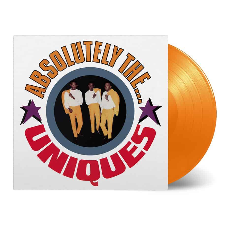 Buy Online Uniques - Absolutely The... Uniques Orange