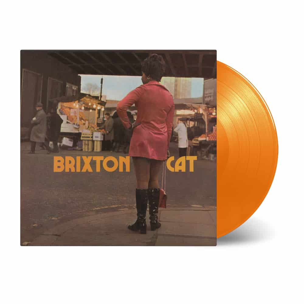 Buy Online Joe's All Stars - Brixton Cat Orange