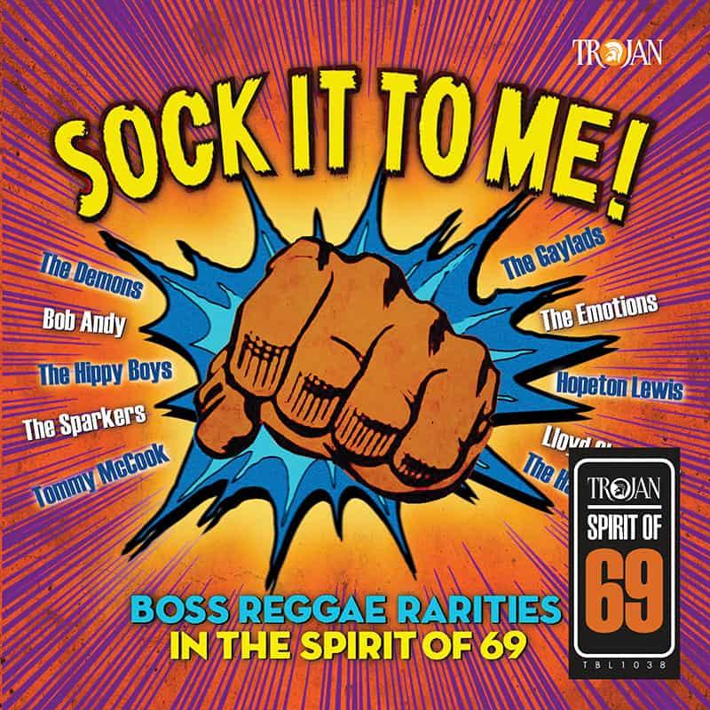 Buy Online Various Artists - Sock It To Me