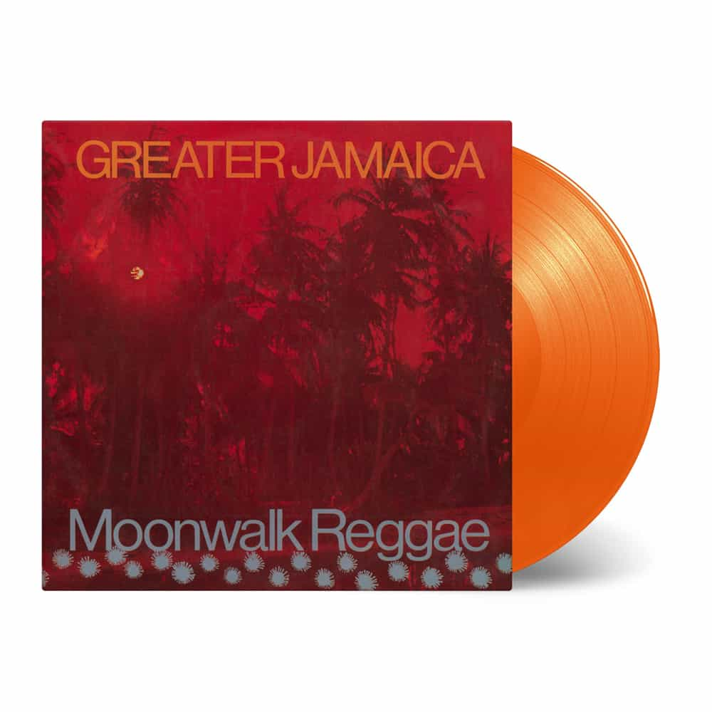 Buy Online Tommy McCook & Supersonics - Greater Jamaica Moonwalk Reggae Orange