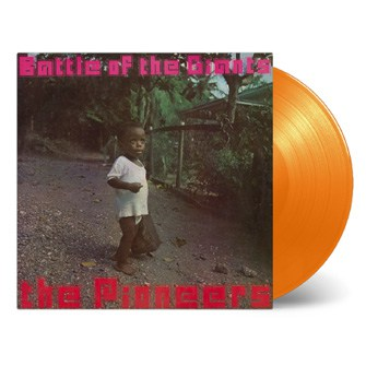 Buy Online Pioneers - Battle Of The Giants Orange