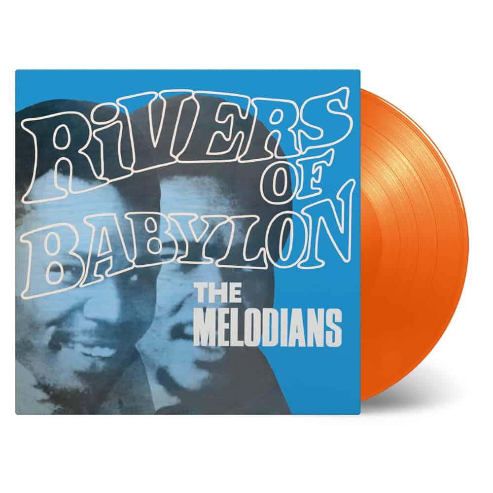 Buy Online The Melodians - Rivers Of Babylon Orange Vinyl