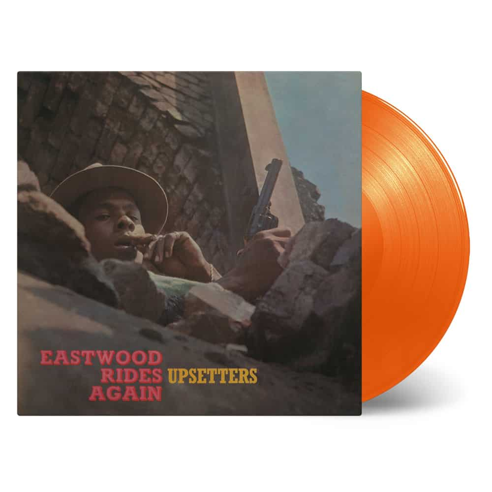 Buy Online Upsetters - Eastwood Rides Again Orange Vinyl