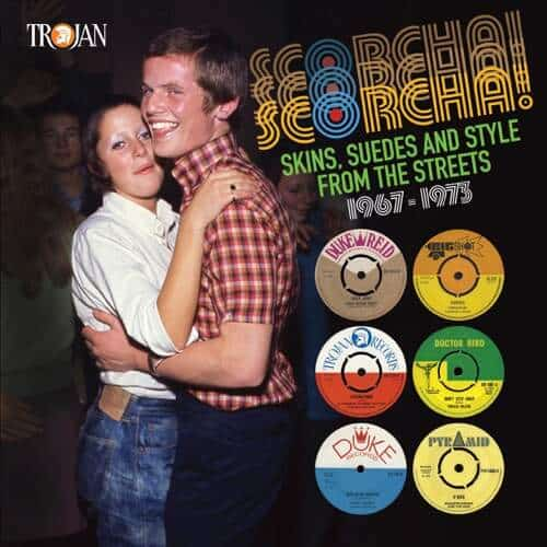 Buy Online Various Artists - Scorcha! Skins, Suedes and Style From The Streets 7-Inch Boxset