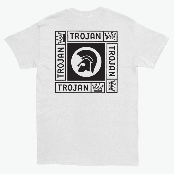 Buy Online Trojan Records - Trojan Crown T-Shirt