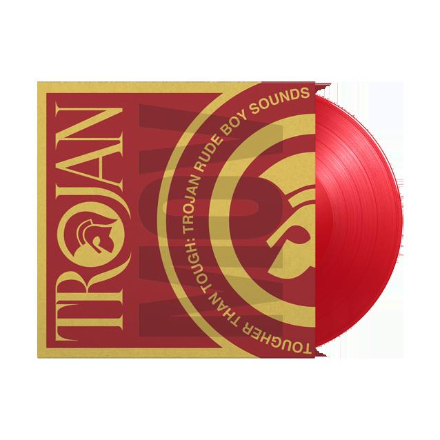 Buy Online Various Artists - Tougher Than Tough - Trojan Rude Boy Sounds Red