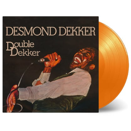 Buy Online Desmond Dekker - Double Dekker Double Orange