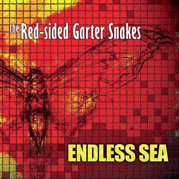 Buy Online The Red Sided Garter Snakes - Endless Sea CD + Vinyl