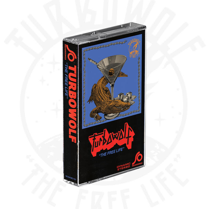 Buy Online Turbowolf - The Free Life Cassette