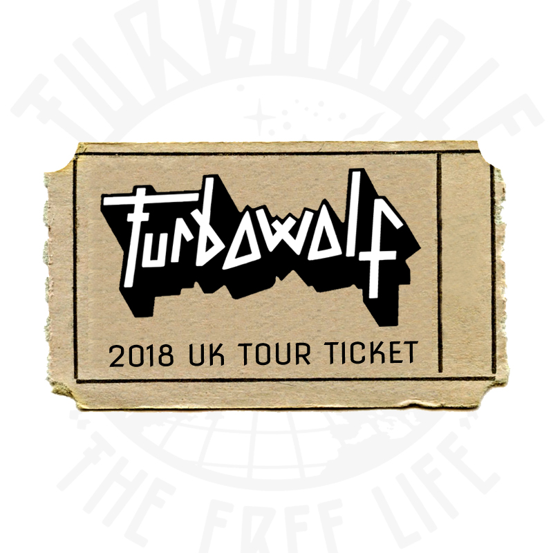 Buy Online Turbowolf - 2018 UK Tour Ticket
