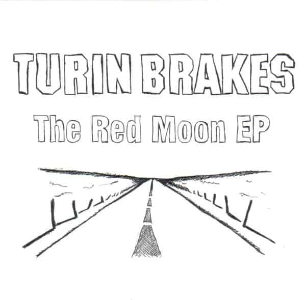 Buy Online Turin Brakes - The Red Moon EP