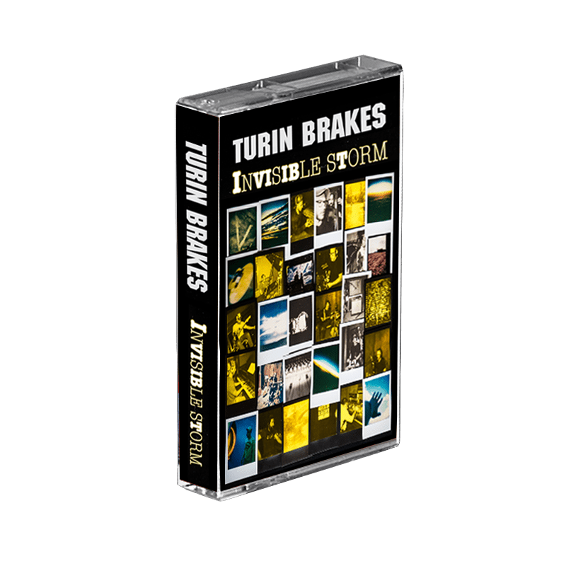 Buy Online Turin Brakes - Invisible Storm Cassette