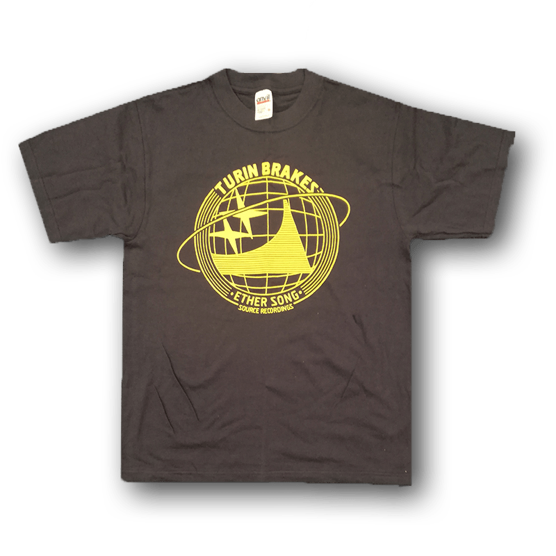 Buy Online Turin Brakes - Vintage Ether Song T-Shirt