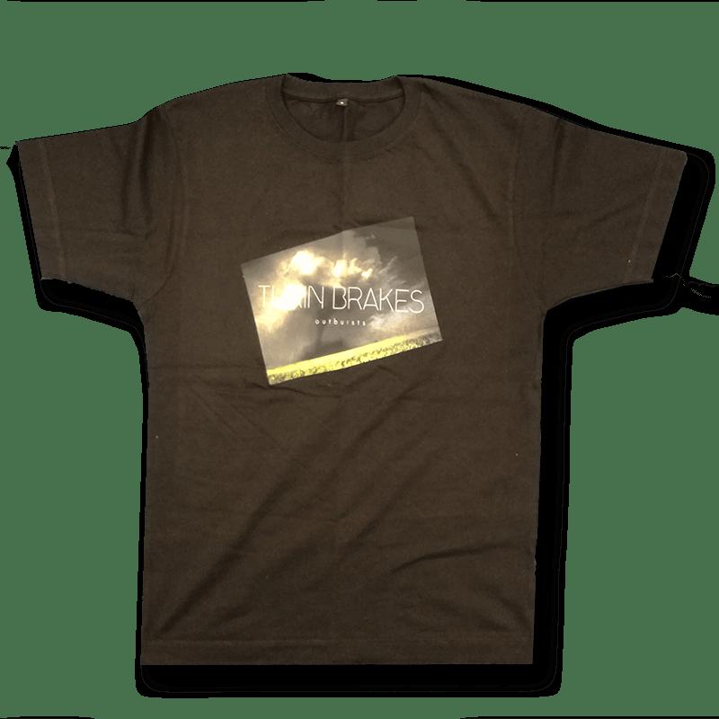 Buy Online Turin Brakes - Vintage Black T-Shirt