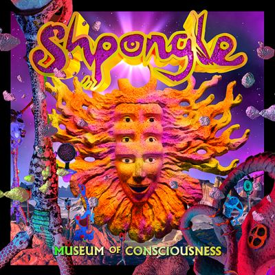 Buy Online Shpongle - Museum Of Consciousness CD Album