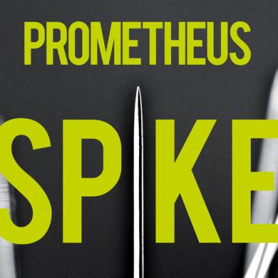 Buy Online Prometheus - Spike CD Album