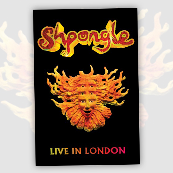Buy Online Twisted Records - Shpongle Live In London DVD (NTSC Version)