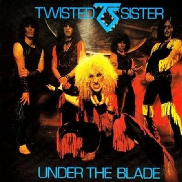 Buy Online Twisted Sister - Under The Blade